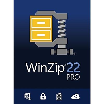 WinZip 22 Pro for Windows (1 User) [Download]