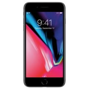 Apple iPhone 8 Plus 256GB Unlocked Phone, Space Gray (8P-256GB-GRY)