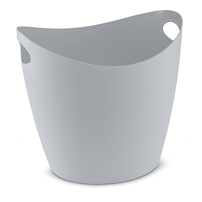 Koziol BOTTICHELLI XL 28 Liter Washtub Solid Cool Grey (5736632)
