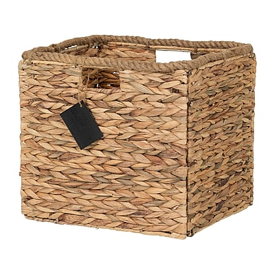 South Shore Storit Beige Rattan Basket (100242)