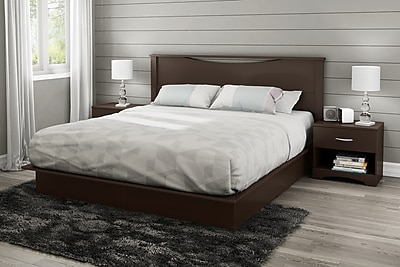 South Shore Step One King Platform Bed (78