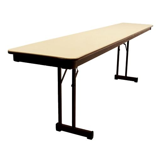 Astonishing Mitylite 18X96 Table Abs Plastic Beige Rt1896Bgb22 Interior Design Ideas Gentotryabchikinfo
