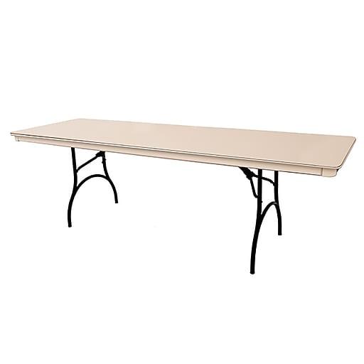 Awe Inspiring Mitylite 30X96 Table Abs Plastic Beige Rt3096Bgb1 Interior Design Ideas Gentotryabchikinfo