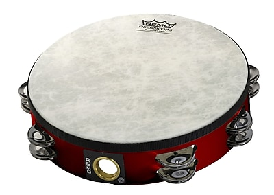 Remo Fiberskyn Double Tambourine, 10