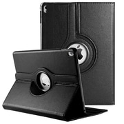 Vangoddy 360 Rotating Leather Case for iPad Pro 10.5, Black (IPPLEA921)
