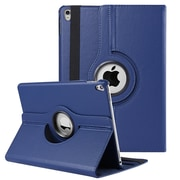 Vangoddy 360 Rotating Leather Case for iPad Pro 10.5, Blue (IPPLEA923)