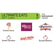 Ultimate Eats West Gift Cards