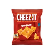 Cheez-It Baked Crackers Orginal, 8 Count 1.5 oz Bags, 8/Box (KEE12234)