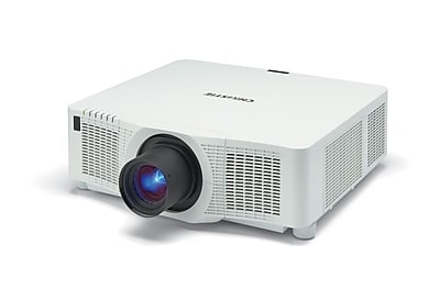 Christie LWU601I-D White 3LCD single-lamp digital projector (121-036100-01) - Lens NOT Included