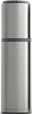 ASOBU Double Wall Vacuum Insulated Stainless Steel Vin Blanc Portable Wine Chiller, Silver (VPB1-SILVER)