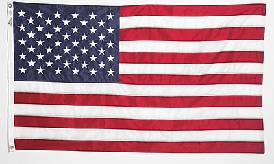 U.S. Flag Store Old Glory Flag 3' x 5' Nylon (60-100-04235)