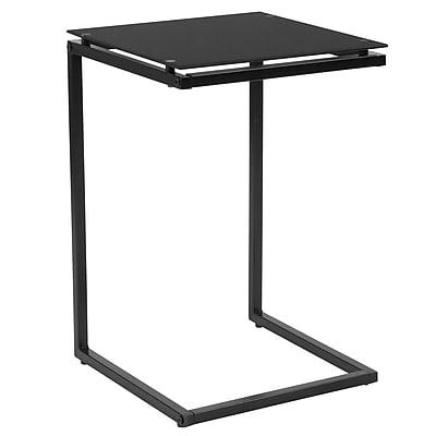Flash Furniture Burbank End Table, Black (HG112337)