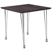 Flash Furniture Georgetown Collection End Table, Charcoal (HG160307)