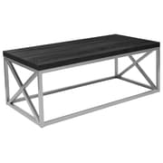 Flash Furniture Park Ridge Coffee Table, Black (NANCT1796BK)
