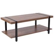 Flash Furniture Beacon Hill Coffee Table, Rustic (NANJH1727)