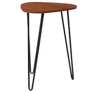Flash Furniture Charlestown Collection End Table, Cherry (NANJH1729)