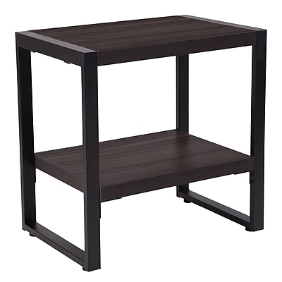 Flash Furniture Thompson Collection End Table, Charcoal (NANJH1733)