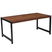 Flash Furniture HERCULES Series Coffee Table, Rustic (NANJH1745)