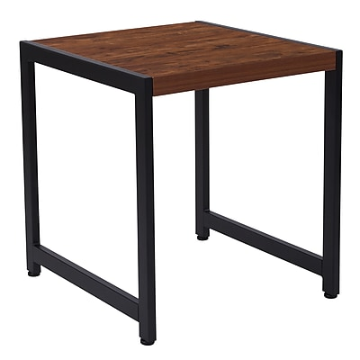 Flash Furniture Grove Hill Collection End Table, Rustic (NANJH1746)