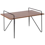 Flash Furniture Porter Collection Coffee Table, Cherry (NANJH1792CT)