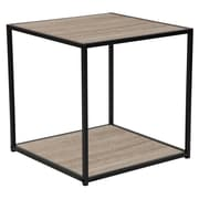 Flash Furniture Midtown Collection End Table Sonoma, Oak (NANJN21744ET)