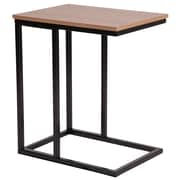 Flash Furniture Aurora  Side Table Rustic (NANST6819)