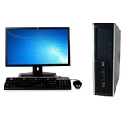 Refurbished HP 6005 Pro Sff AMD X2 B24 3.0Ghz 4GB Ram 500GB Hard Drive DVD Windows 10 Home Bundled With 22 Lcd Monitor