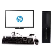 Refurbished HP 6200 Pro Sff P Dc G620 2.7Ghz 16GB Ram 1Tb Hard Drive DVD Windows 10 Home Bundled With 22 Lcd Monitor