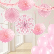 Creative Converting Classic Pink Party Decorations Kit (DTCCLPNK1A)