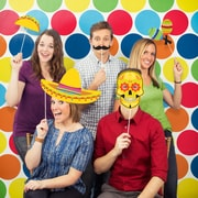 Creative Converting Fiesta Photo Booth Kit (DTC2568E1P)
