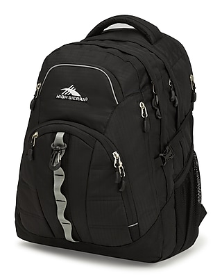 High Sierra Backpack Access 2.0 Black (109236-1041)