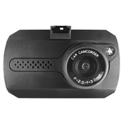 SecurityMan Dash Camera CARCAMMICRO  Car Camera MicroSD Recorder with Impact Sensor Black