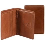 Visconti Giorgio VCN-17 Top Quality Classic Slim Bifold Wallet (VCN17)