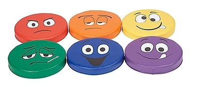 ECR4Kids SoftZone® Expression Cushions Set, 6-Piece (ELR-12687)