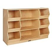 ECR4Kids Birch Organize and Play Storage Cabinet (ELR-17256)