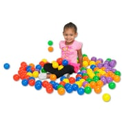 ECR4Kids SoftZone® Primary Balls 120 Piece, Assorted (ELR-12602)