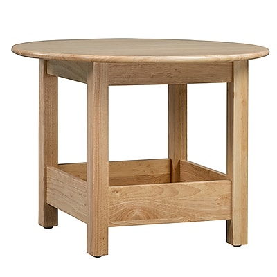 ECR4Kids Sit n' Stash Round Table (ELR-22304)