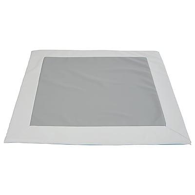ECR4Kids SoftZone® Two-Tone Activity Mat, Grey/Light Grey (ELR-12907-GYLG)
