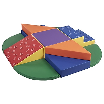 ECR4Kids SoftZone® Jaden's Play Place, Primary (ELR-12727-AS)