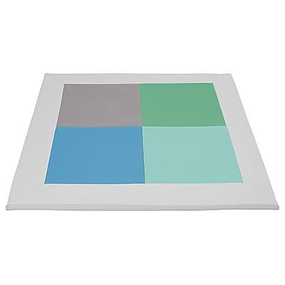 ECR4Kids SoftZone® Frame Mat, Contemporary (ELR-12911-CT)