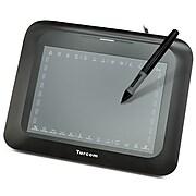 """Turcom Graphic Drawing Tablet,  8"""" x 6"""", Black (TS-6608)"""