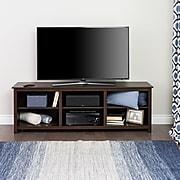 Prepac Sonoma 72 inch TV Stand, Espresso (ECTG-0001-1)