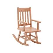 ECR4Kids Classic Oak Rocking Children's Chair (ELR-15340)
