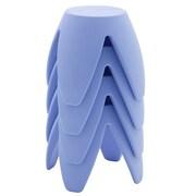 """ECR4Kids 12"""" Blossom Stool, Light Blue/4 Pack (ELR-15512-BL)"""