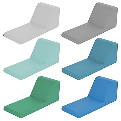 ECR4Kids SoftZone® Chaise Lounge, 6-Piece, Contemporary (ELR-12736-CT)