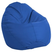 ECR4Kids SoftZone® Dew Drop Bean Bag Chair, Blue (ELR-12802-BL)