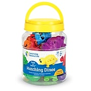 Learning Resources Snap-n-Learn Matching Dinos (LER6708)