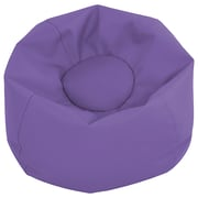 "ECR4Kids SoftZone® 26"" Junior Classic Bean Bag, Purple (ELR-12826-PU)"