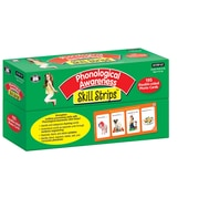 Super Duper Publications Skill Strips, Phonological Awareness, Photographs, Box (STRP67)