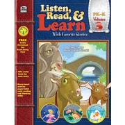 Listen, Read, & Learn Volume 3 Paperback (704734)